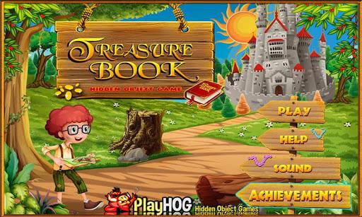Treasure Book - Hidden Objects