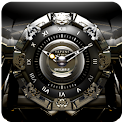 PRIMUS Luxury Clock Widget