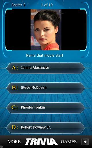 Name that Movie Star Trivia