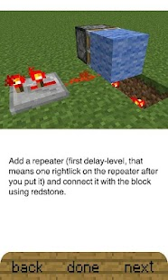 iRedstone 红石粉 for Minecraft 書籍 App-愛順發玩APP