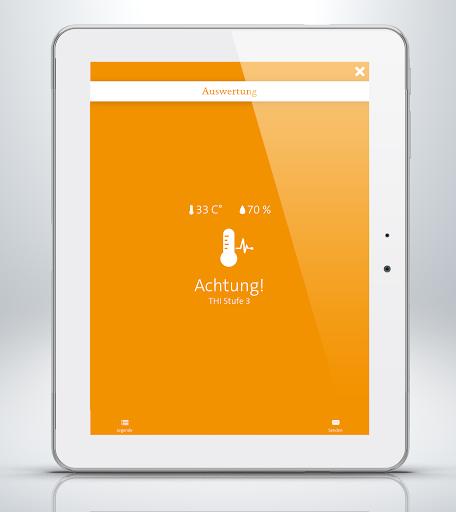 【免費天氣App】Hitzestress-APP點子