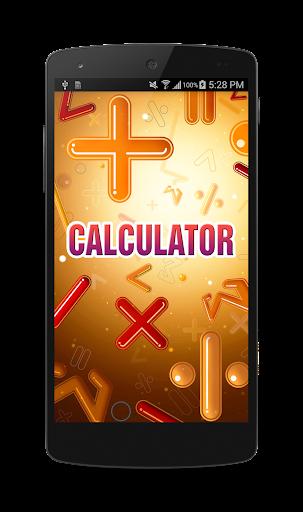 Calculator- Simple Calculator