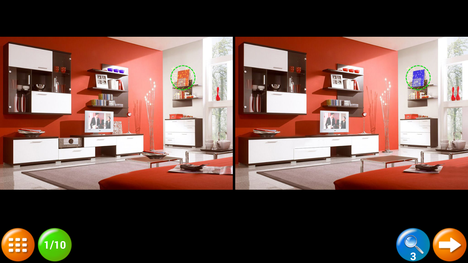 find the differences rooms android apps on google play. Black Bedroom Furniture Sets. Home Design Ideas