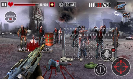Zombie Killer 2.0 screenshot 3821