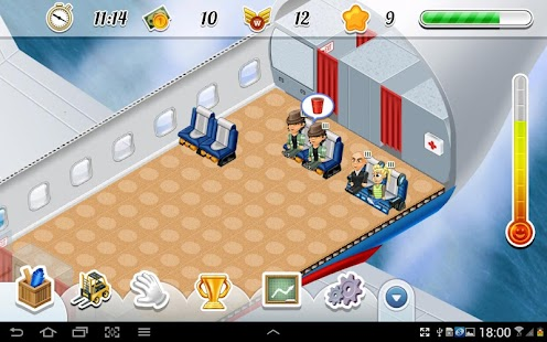 Flight Express Simulator Game