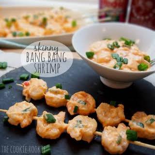 Skinny Bang Bang Shrimp.
