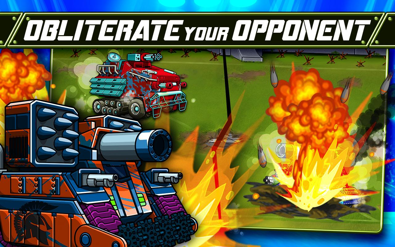 Super Battle Tactics- screenshot