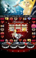 Screenshot of Diamond Dream Slot Machine HD