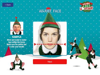 Elfyourself by Officemax - screenshot thumbnail