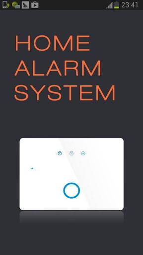 ZDAS-Q1 GSM Home Alarm System