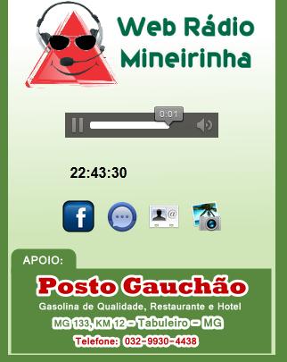 Web Rádio Mineirinha
