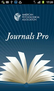 APA Journals Pro - screenshot thumbnail