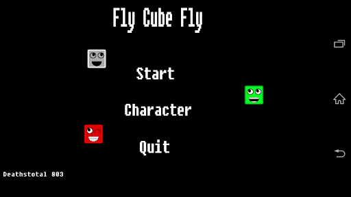 Fly Cube Fly