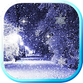 Winter Dream HD Live Wallpaper