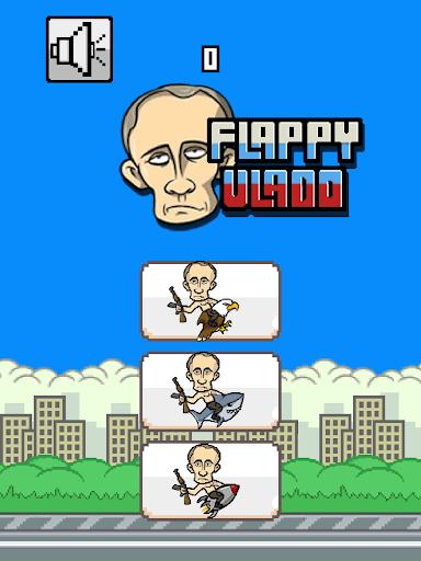 免費街機App|Flappy Vlado|阿達玩APP