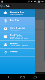 TripIt: Trip Planner (No Ads) Screenshot 1