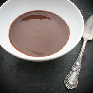 Coconut Chocolate Spread.