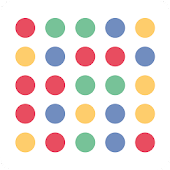25 Dots | Puzzle Game