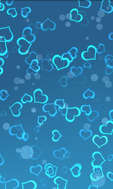 Heart Live Wallpaper Trial- screenshot