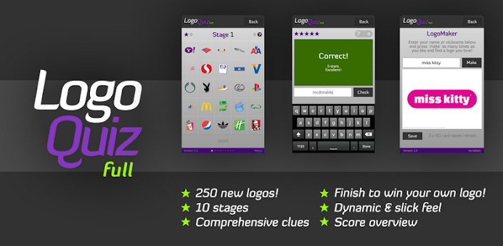 Logo Quiz full v1.5 apk