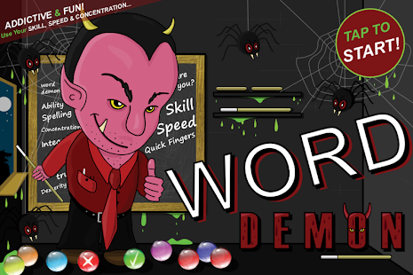 Word Demon- screenshot thumbnail