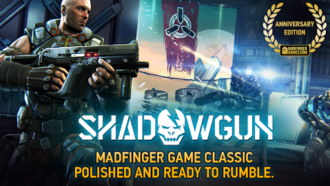 SHADOWGUN Screenshot 1