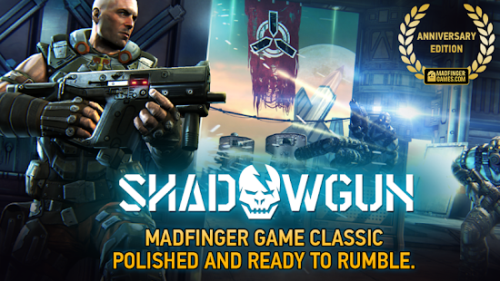 SHADOWGUN Screenshot 7