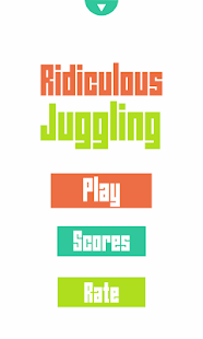 Ridiculous Juggling - screenshot thumbnail