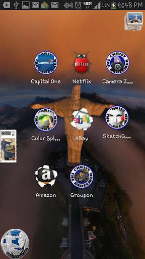 【免費個人化App】TSF殼牌主題Redeeme-APP點子