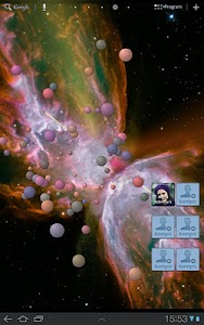 Space Travel 3D Live Wallpaper v4.77