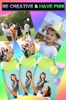 Screenshot of Super Collage