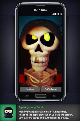 Grim Reaper 3D LWP