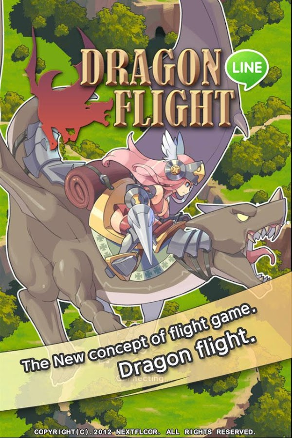 LINE Dragon Flight - screenshot