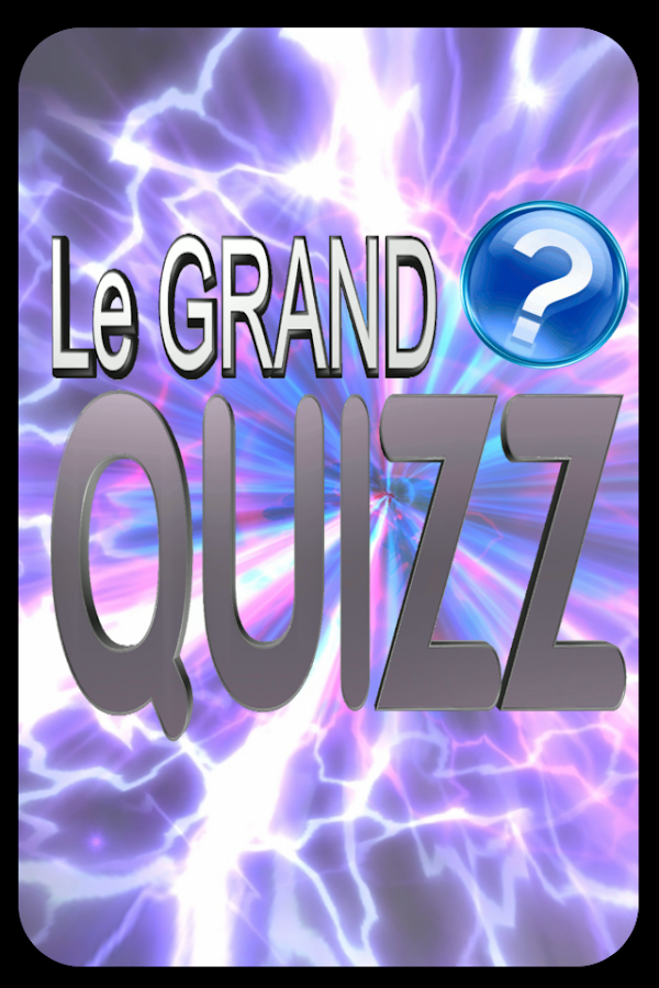 Le grand Quizz - screenshot