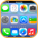 Giao Dien iPhone iOS 7 icon