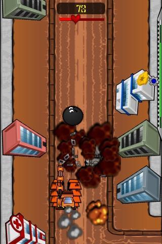 Wrecking Baller Reloaded- screenshot