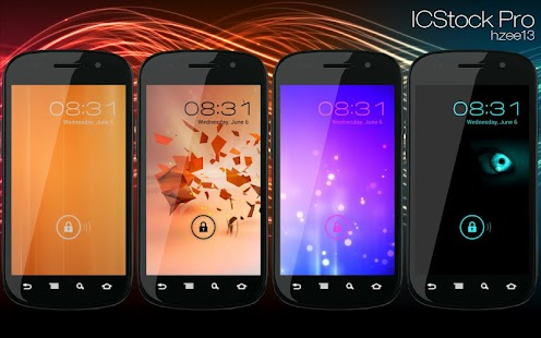 ICStock Pro - MagicLockerTheme - screenshot thumbnail
