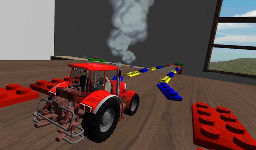 Traktör Park Simülatörü 3D