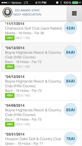 【免費運動App】DSGA GolfLife-APP點子