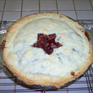 Cranberry Mincemeat Tarts or Pie #2