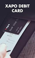 Screenshot of Xapo · Bitcoin Wallet & Vault