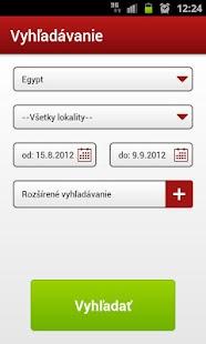 Dovolenka online- screenshot thumbnail