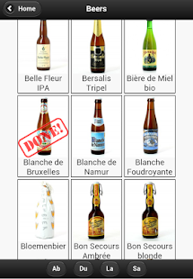 Beer Passport (Belgium) - Free - screenshot thumbnail