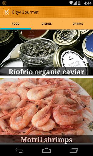 Granada City Local Food Guide