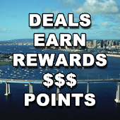 Deals San Diego Rewards Cash