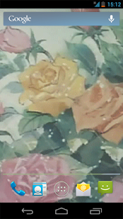 Roses Live Wallpaper  Screenshots