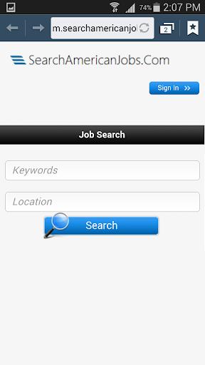 【免費商業App】Job Search USA-APP點子