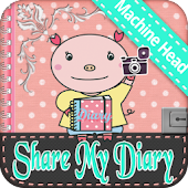 Share My Diary Widget