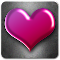Hearts Live Wallpaper FREE logo
