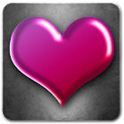 Hearts Live Wallpaper FREE icon